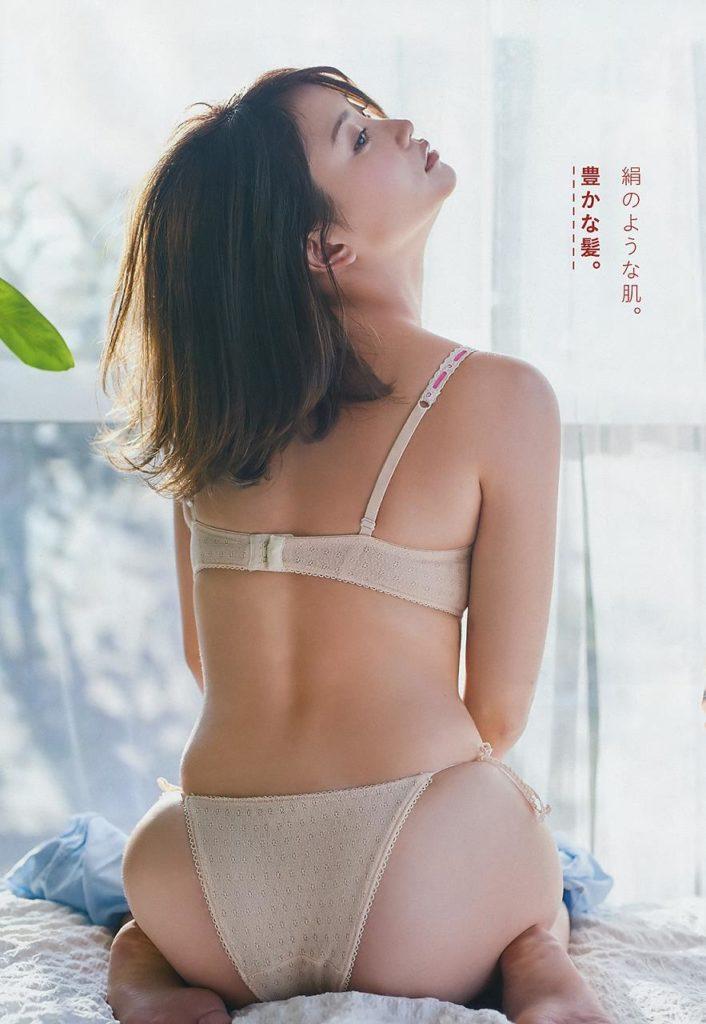 永尾まりや(23)の横乳ヌードグラビアエロ画像160枚・53枚目の画像