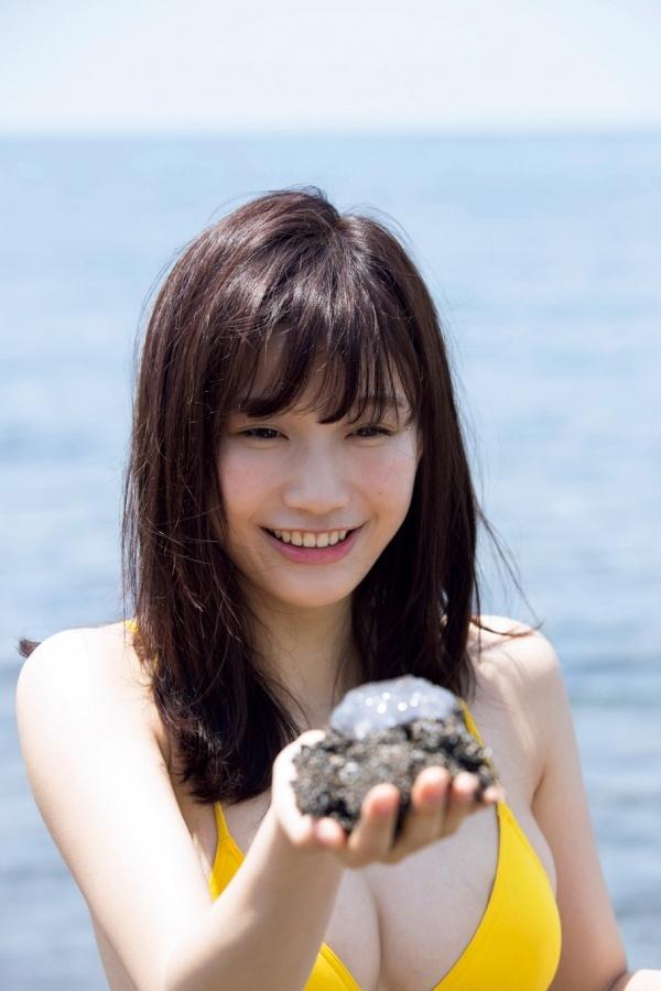小倉優香(19)Gカップ8頭身「リアル峰不二子ボディ」のグラビアエロ画像165枚・55枚目の画像