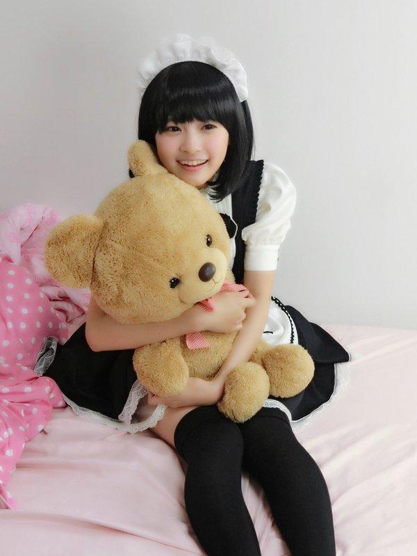 レイヤー夢咲はゆエロ画像60枚!正統派JKコスが似合う美少女!・42枚目の画像