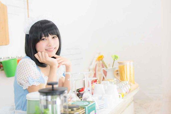 レイヤー夢咲はゆエロ画像60枚!正統派JKコスが似合う美少女!・45枚目の画像