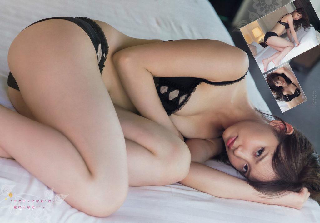 永尾まりや(23)の横乳ヌードグラビアエロ画像160枚・61枚目の画像