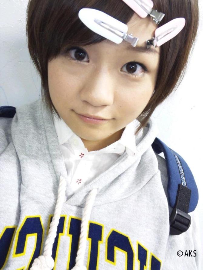 AKB48島田晴香(24)が卒業発表したので永久保存版のエロ画像75枚・45枚目の画像