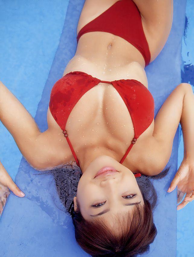 サトエリこと佐藤江梨子(35)ヌードエロ画像47枚・49枚目の画像