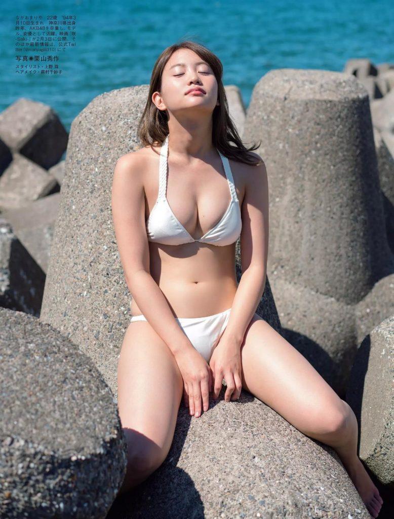 永尾まりや(23)の横乳ヌードグラビアエロ画像160枚・75枚目の画像
