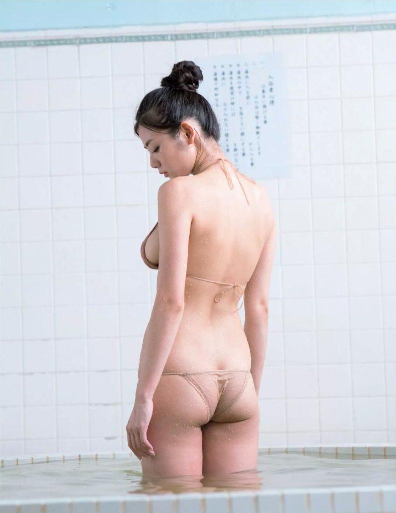 片山萌美(27)のヌードや濡れ場、水着グラビアエロ画像136枚・51枚目の画像