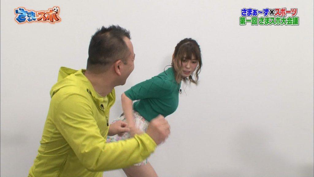 ヌード寸前!大川藍(23)のチンビン不可避のエロ画像89枚・58枚目の画像