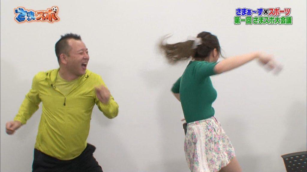 ヌード寸前!大川藍(23)のチンビン不可避のエロ画像89枚・59枚目の画像