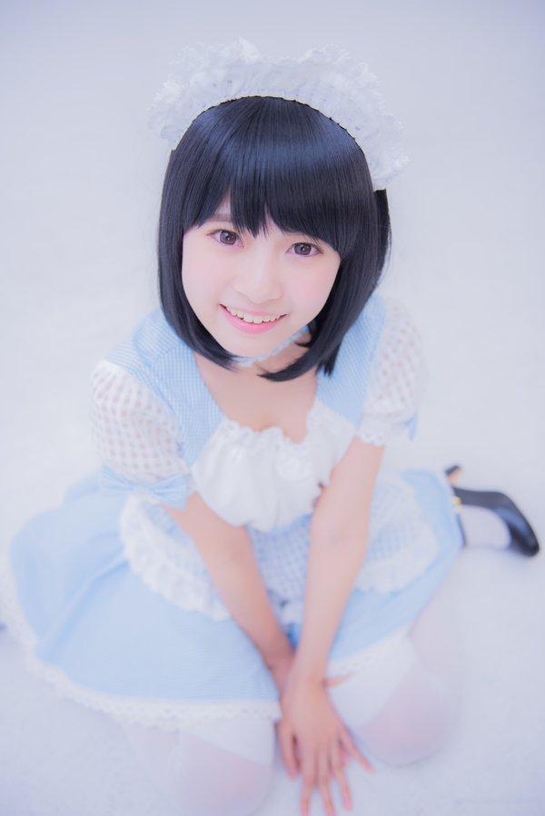 レイヤー夢咲はゆエロ画像60枚!正統派JKコスが似合う美少女!・61枚目の画像