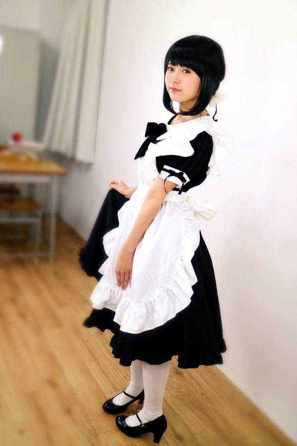 レイヤー夢咲はゆエロ画像60枚!正統派JKコスが似合う美少女!・65枚目の画像
