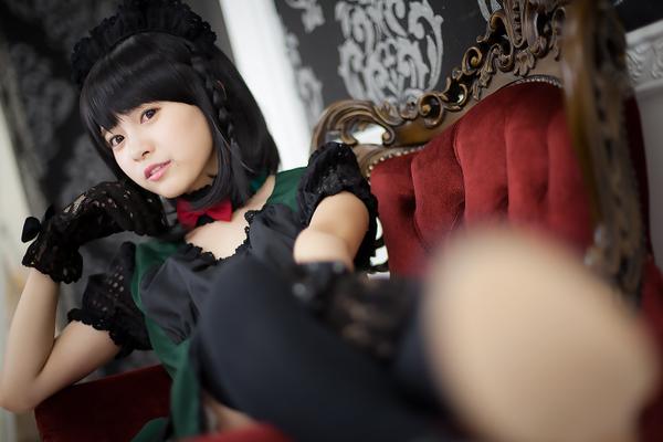 レイヤー夢咲はゆエロ画像60枚!正統派JKコスが似合う美少女!・66枚目の画像