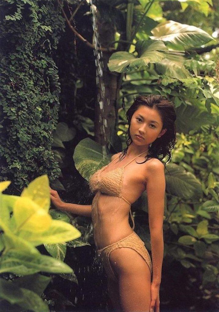 菊川怜 全盛期のアイコラ&水着エロ画像35枚・4枚目の画像