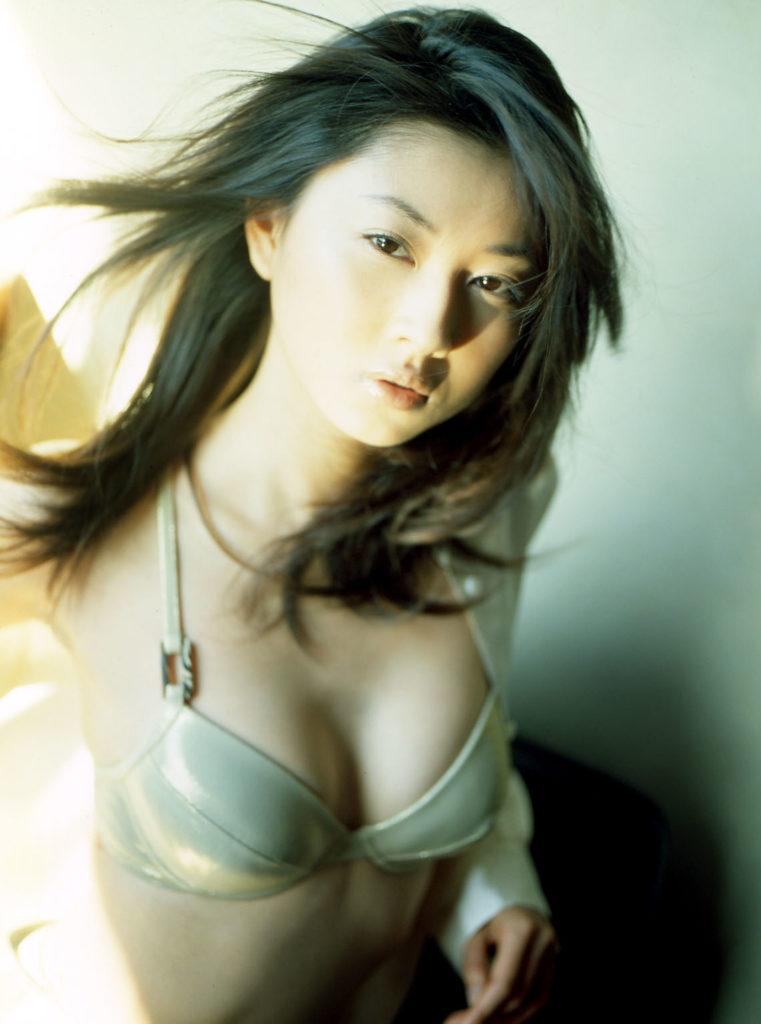 菊川怜 全盛期のアイコラ&水着エロ画像35枚・8枚目の画像