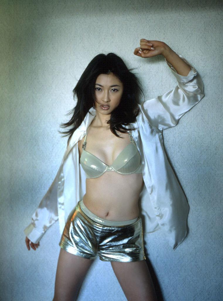 菊川怜 全盛期のアイコラ&水着エロ画像35枚・9枚目の画像