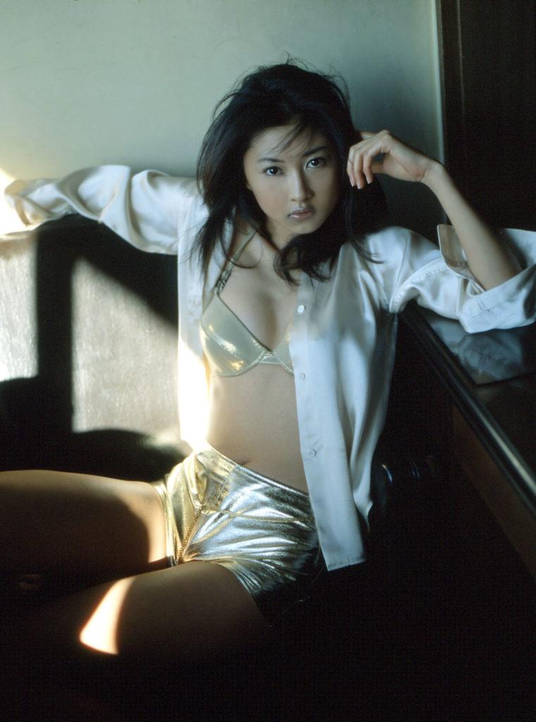 菊川怜 全盛期のアイコラ&水着エロ画像35枚・10枚目の画像