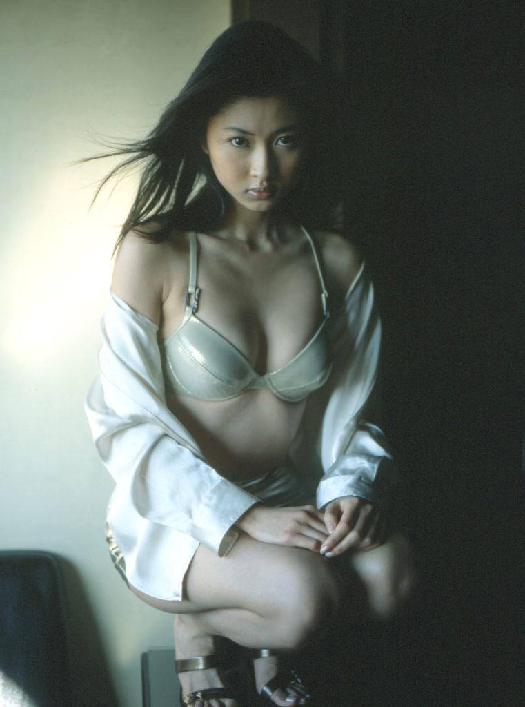 菊川怜 全盛期のアイコラ&水着エロ画像35枚・12枚目の画像