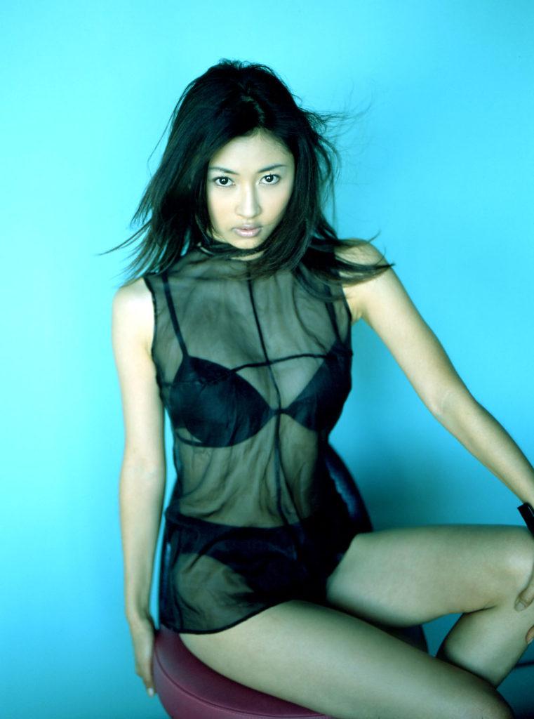 菊川怜 全盛期のアイコラ&水着エロ画像35枚・13枚目の画像