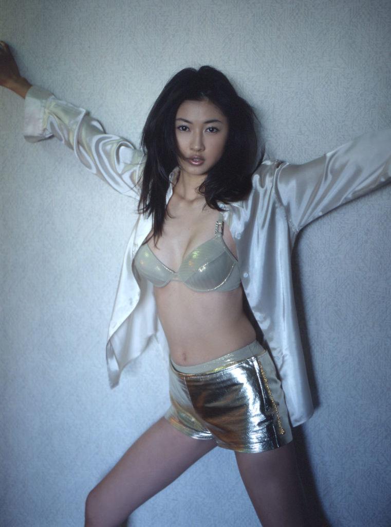 菊川怜 全盛期のアイコラ&水着エロ画像35枚・19枚目の画像