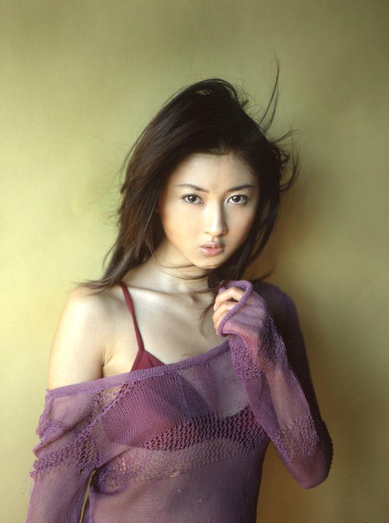 菊川怜 全盛期のアイコラ&水着エロ画像35枚・23枚目の画像