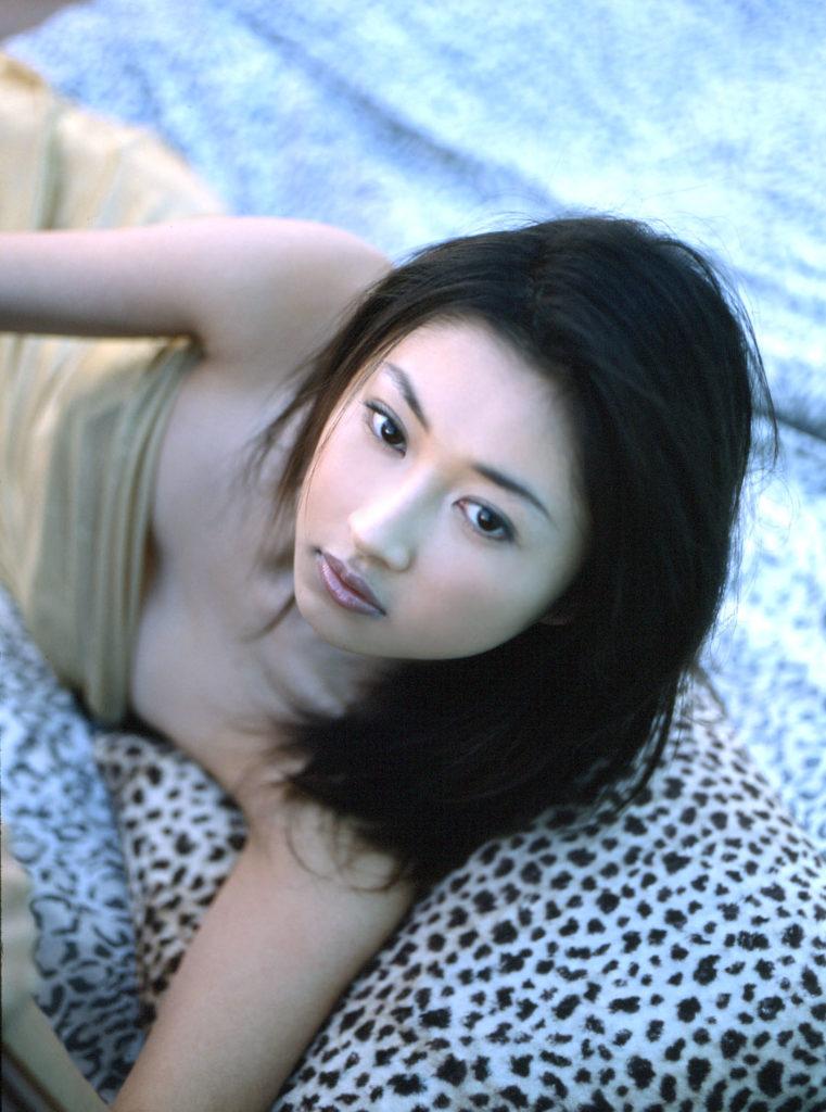 菊川怜 全盛期のアイコラ&水着エロ画像35枚・25枚目の画像