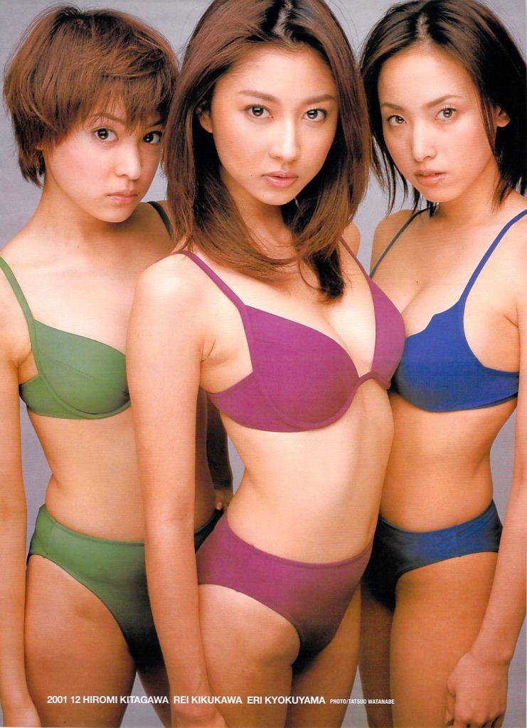 菊川怜 全盛期のアイコラ&水着エロ画像35枚・37枚目の画像