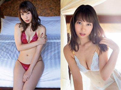元AKB48増田有華(26)手ブラヌード最新グラビアエロ画像46枚・1枚目の画像
