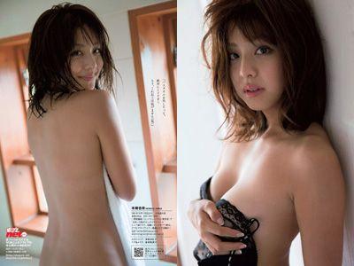 【有名人,素人画像】本郷杏奈(26)ブラなしぬーど解禁☆ヌけるグラビア画像60枚