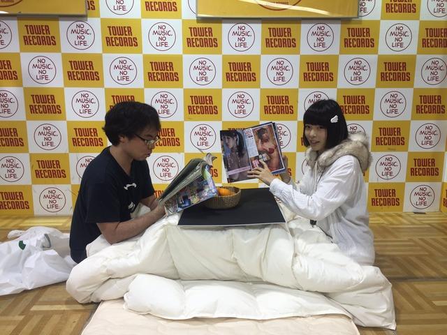 「添い寝イベント」をするハウプトハルモニーとかいうアイドルのエロ画像44枚・3枚目の画像