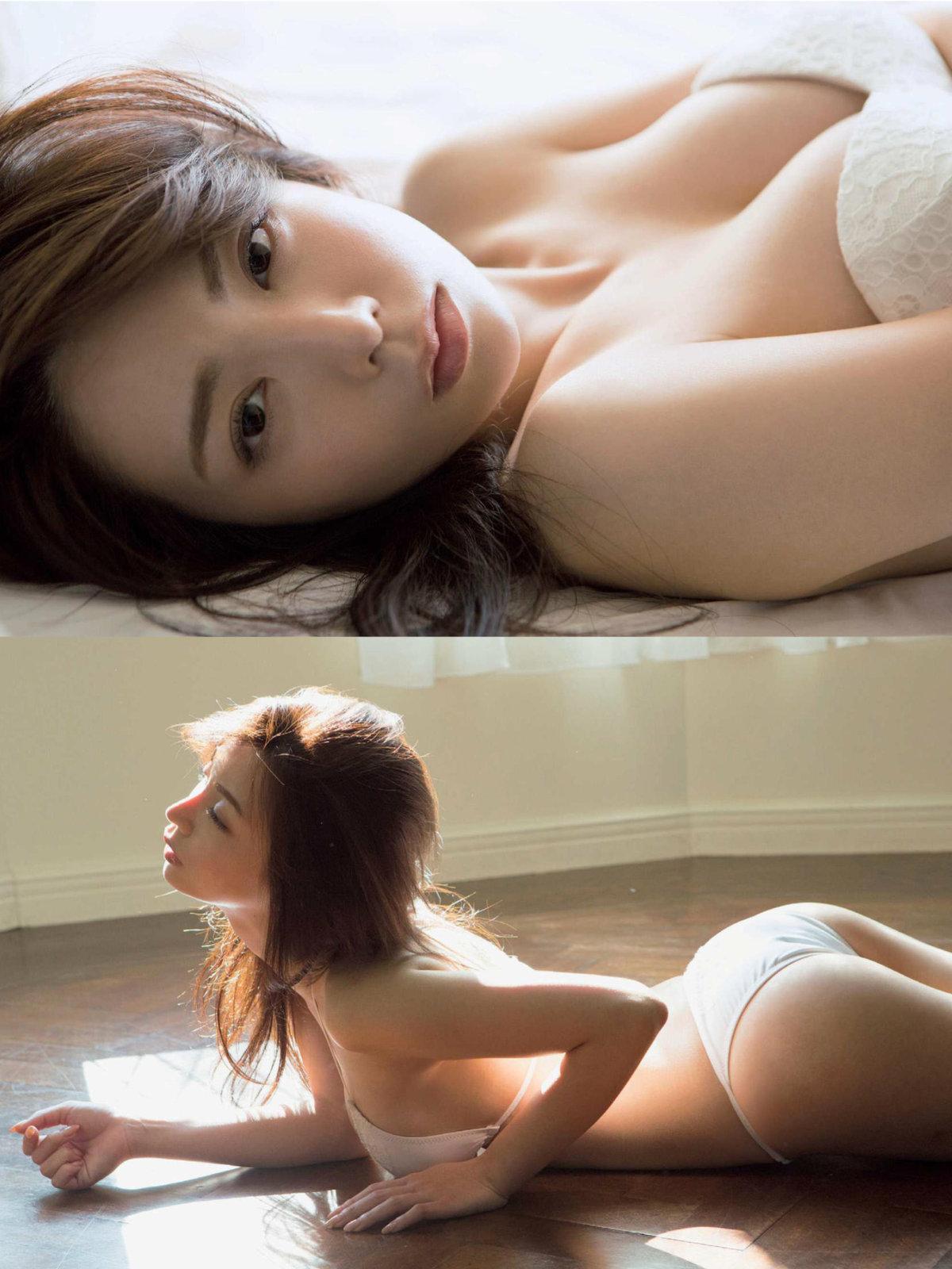 【逸材】仲村美海(25)の新人初グラビアエロ画像96枚・4枚目の画像