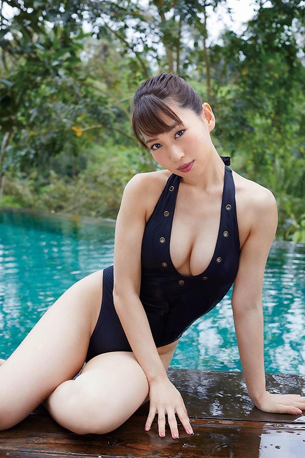 元AKB48増田有華(26)手ブラヌード最新グラビアエロ画像46枚・5枚目の画像