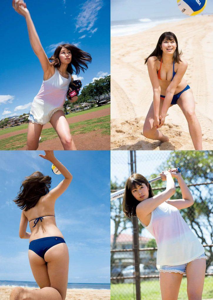 写真集はヌードもあるぞ!稲村亜美(21)の最新エロ画像113枚・7枚目の画像