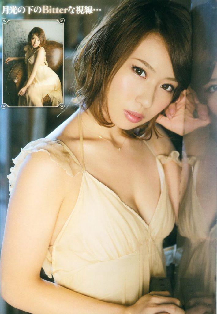 元AKB48増田有華(26)手ブラヌード最新グラビアエロ画像46枚・16枚目の画像