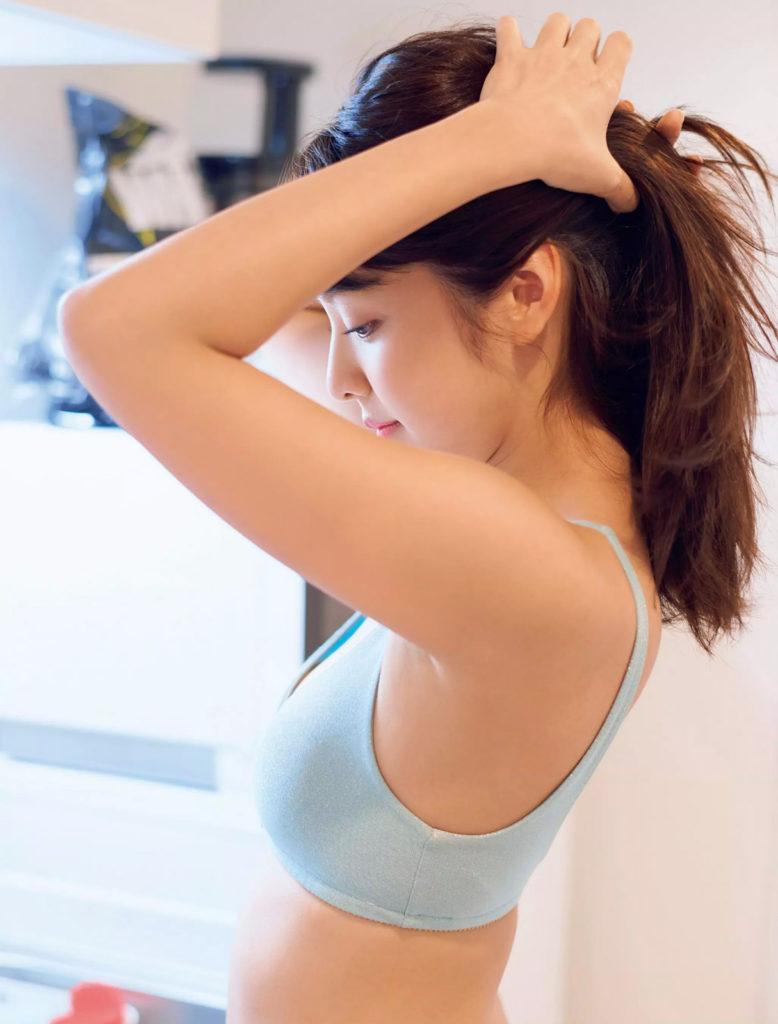 本郷杏奈(25)恥ずかしがりグラドルのグラビアエロ画像30枚・6枚目の画像