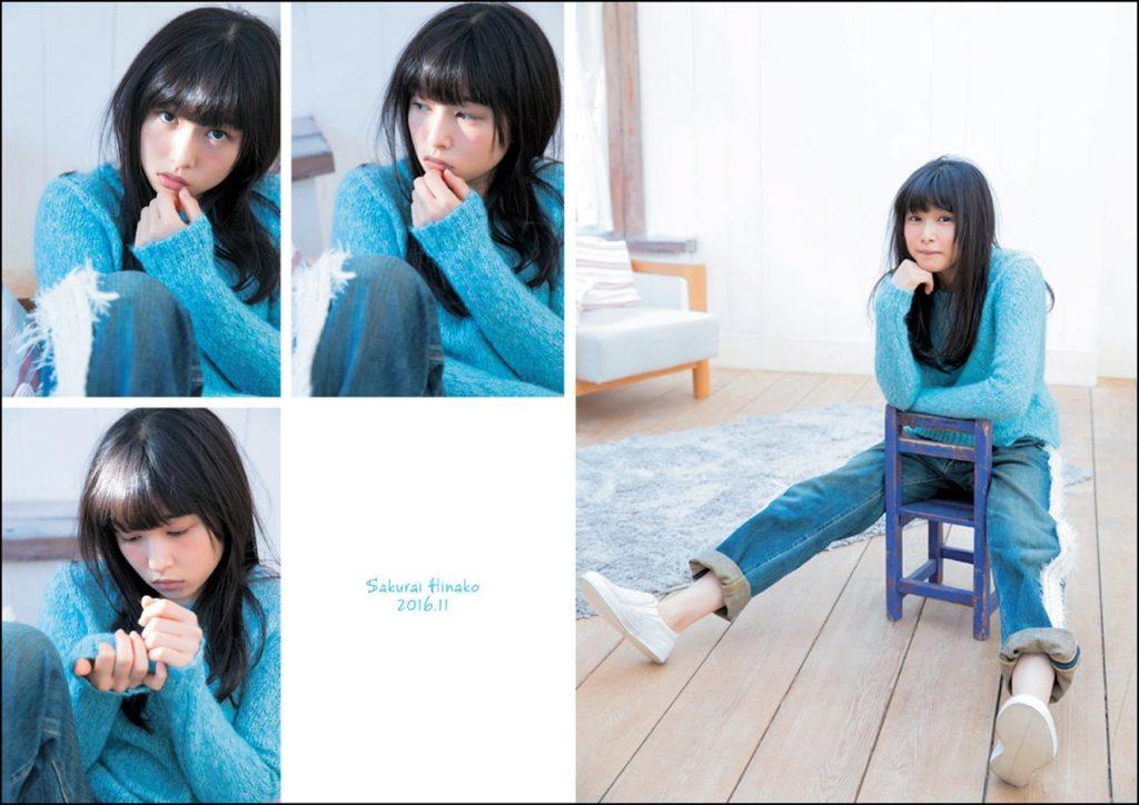 桜井日奈子(20)ピチピチ美肌の最新グラビアエロ画像24枚・6枚目の画像