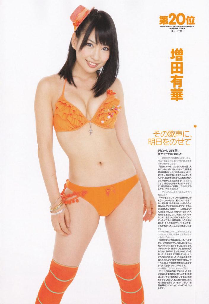 元AKB48増田有華(26)手ブラヌード最新グラビアエロ画像46枚・18枚目の画像