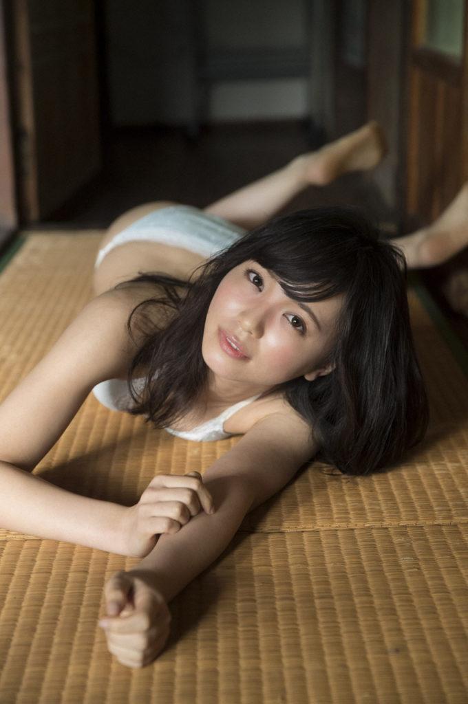スー女・山根千佳(21)Bカップの水着グラビアエロ画像35枚・9枚目の画像