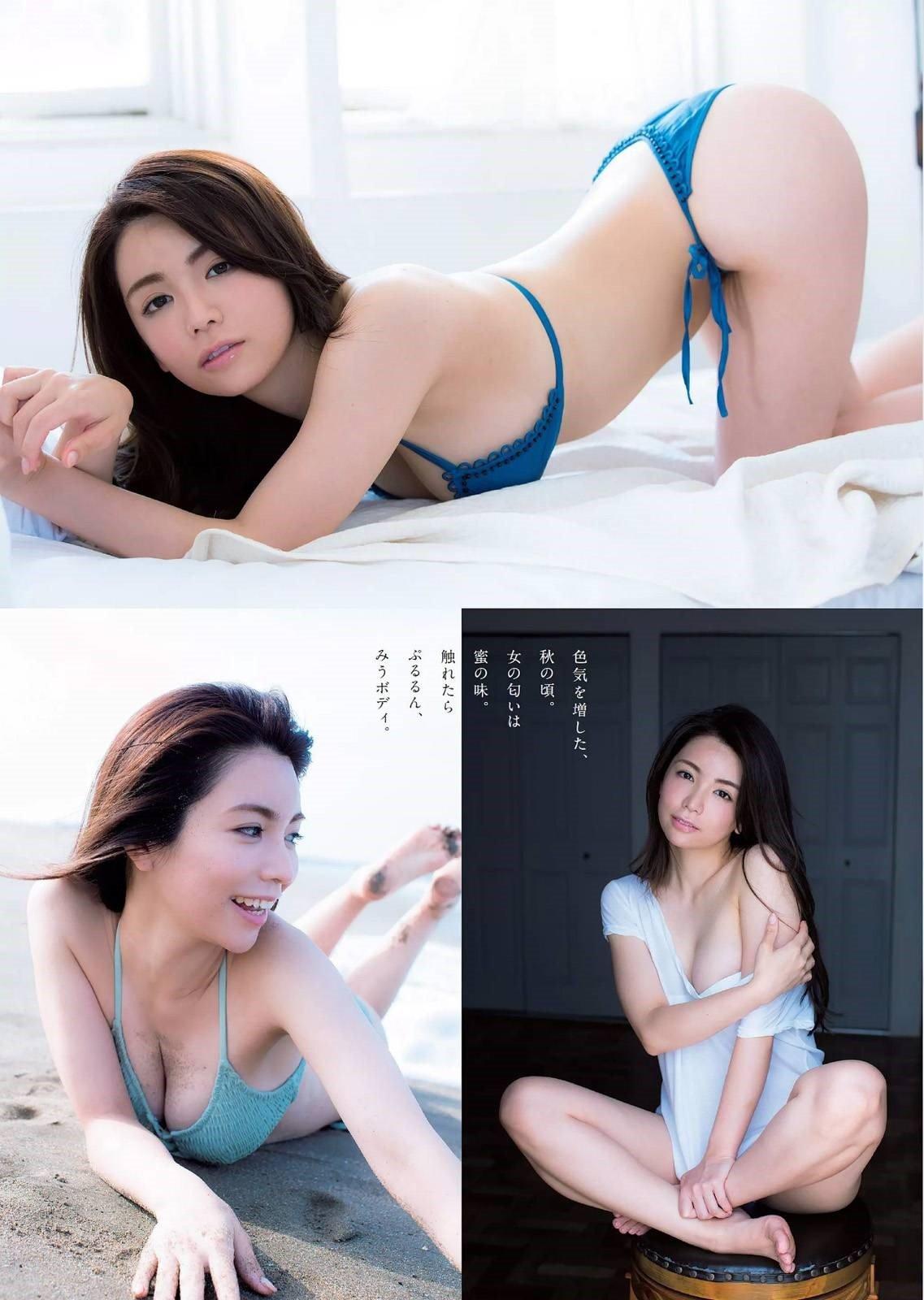 【逸材】仲村美海(25)の新人初グラビアエロ画像96枚・12枚目の画像