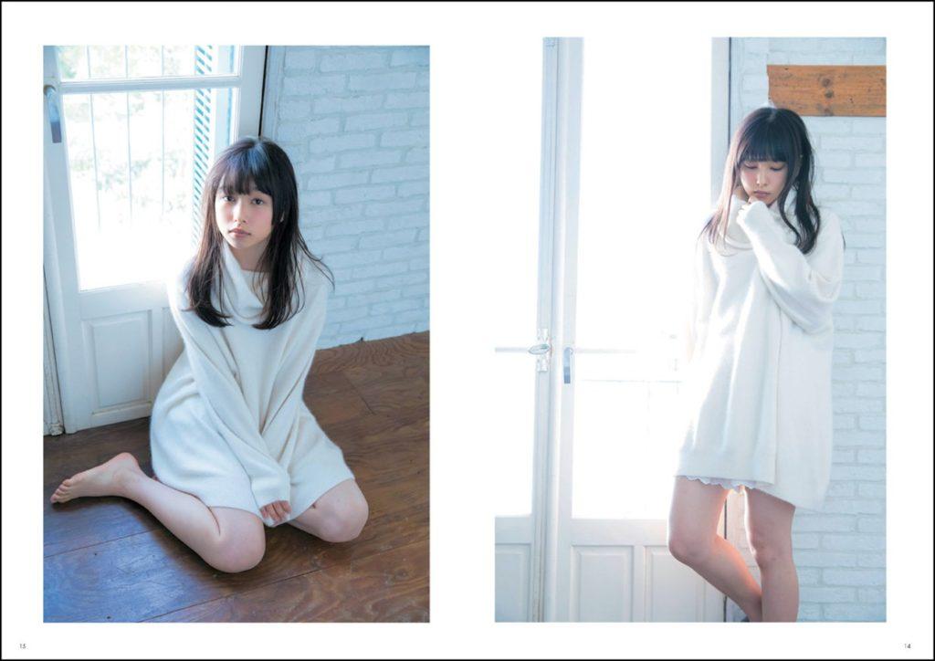 桜井日奈子(20)ピチピチ美肌の最新グラビアエロ画像24枚・11枚目の画像