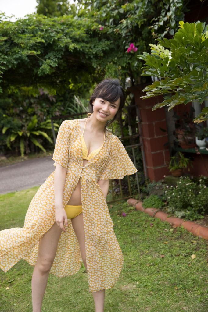 スー女・山根千佳(21)Bカップの水着グラビアエロ画像35枚・11枚目の画像
