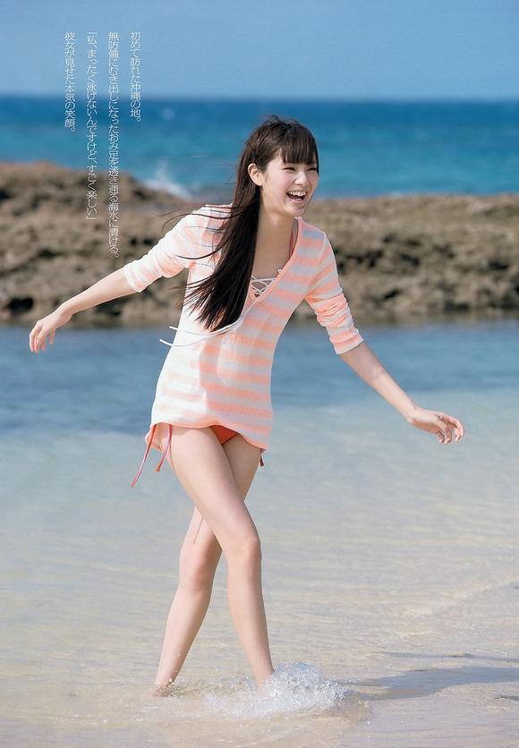新川優愛 エロ画像90枚!清楚お姉さんの水着姿や濡れ場が抜ける!・11枚目の画像