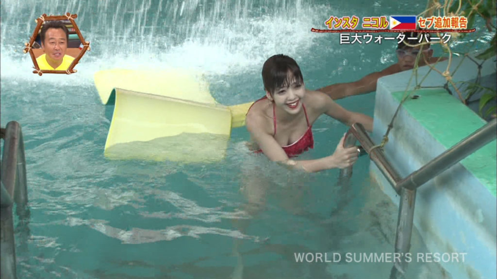 藤田ニコルのインスタ水着&Dカップアイコラエロ画像76枚・72枚目の画像