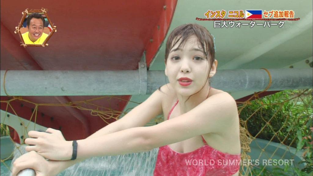 藤田ニコルのインスタ水着&Dカップアイコラエロ画像76枚・75枚目の画像