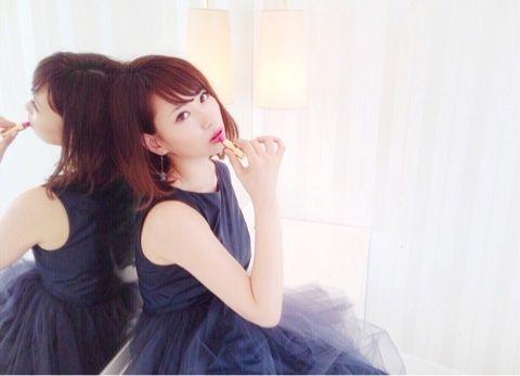 元AKB48増田有華(26)手ブラヌード最新グラビアエロ画像46枚・39枚目の画像