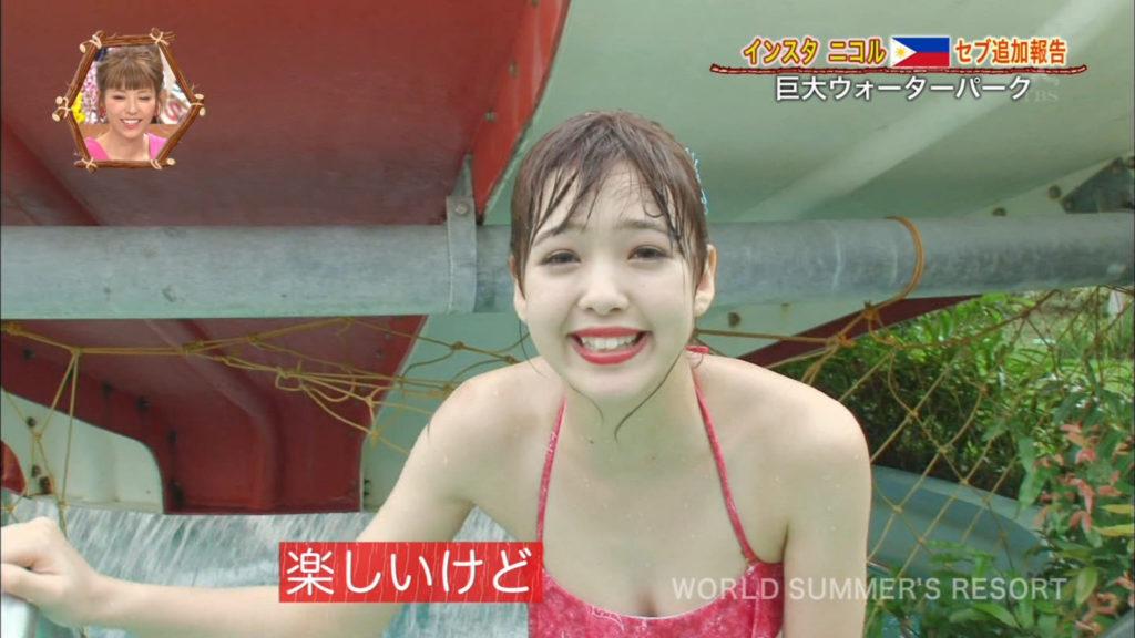 藤田ニコルのインスタ水着&Dカップアイコラエロ画像76枚・76枚目の画像