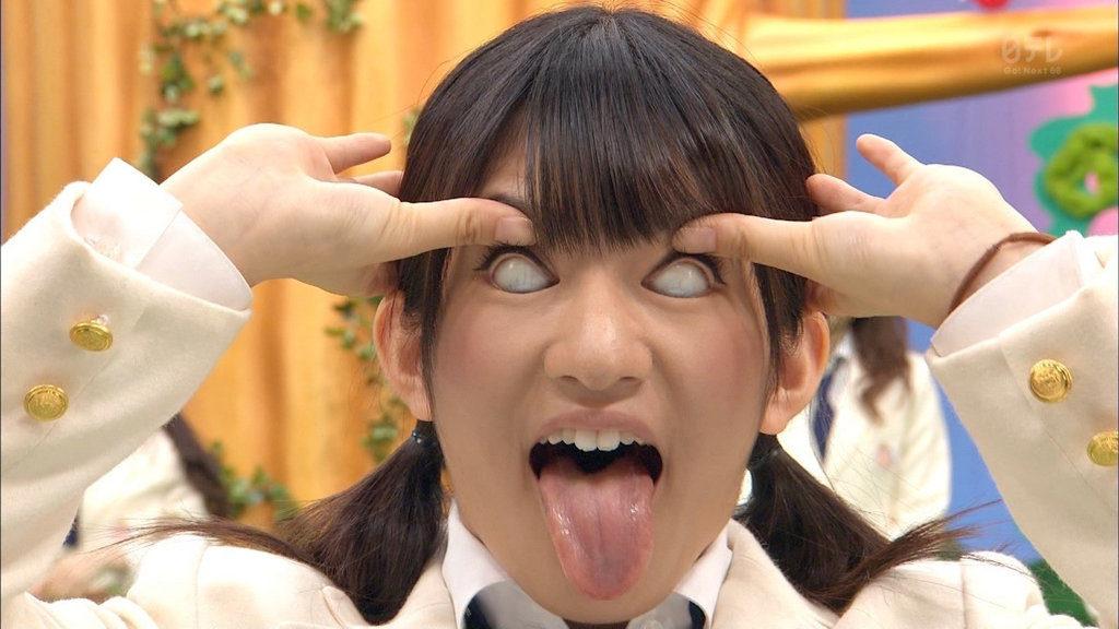 芸能人のアヘ顔・変顔のオナネタ用エロ画像26枚・29枚目の画像