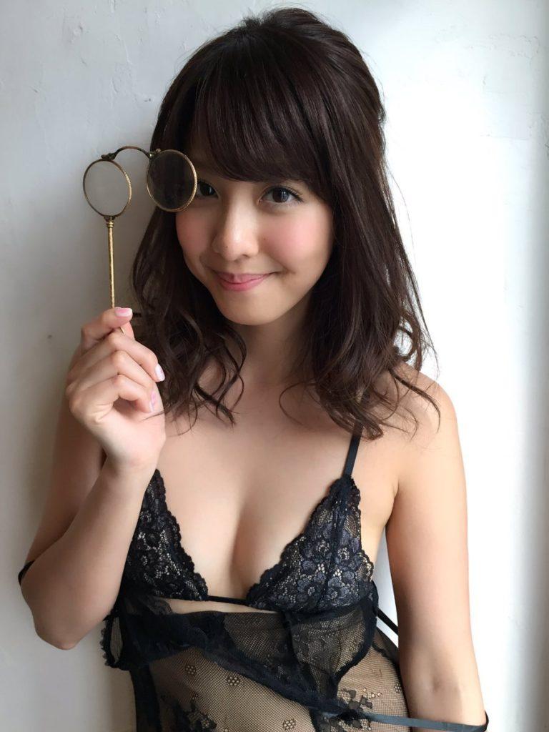 本郷杏奈(25)恥ずかしがりグラドルのグラビアエロ画像30枚・23枚目の画像
