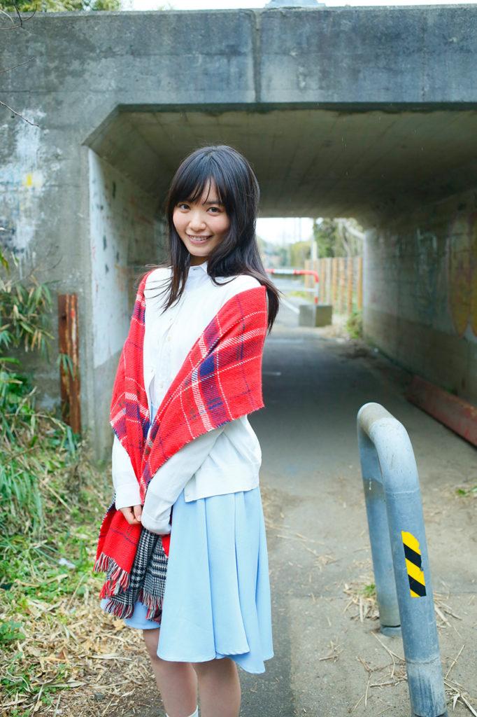 スー女・山根千佳(21)Bカップの水着グラビアエロ画像35枚・24枚目の画像