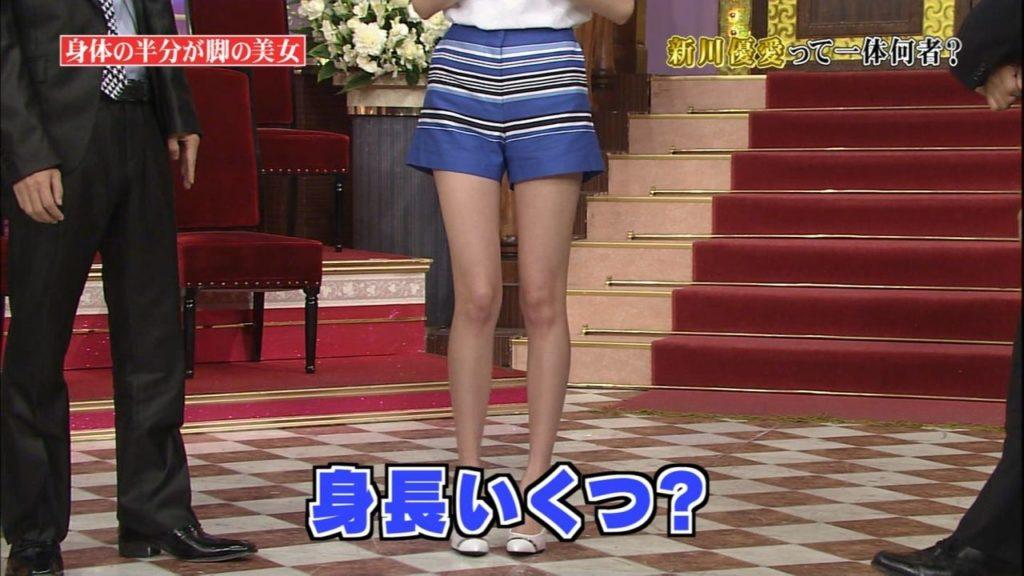 新川優愛 エロ画像90枚!清楚お姉さんの水着姿や濡れ場が抜ける!・50枚目の画像
