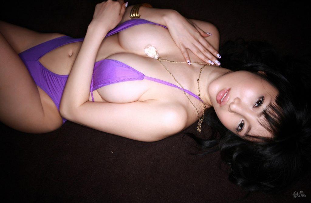 人妻となった整形サイボーグ森下悠里(32)のGカップエロ画像50枚