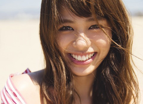 E-girls佐藤晴美(22)8頭身モデルのオカズ写真集エロ画像27枚 表紙