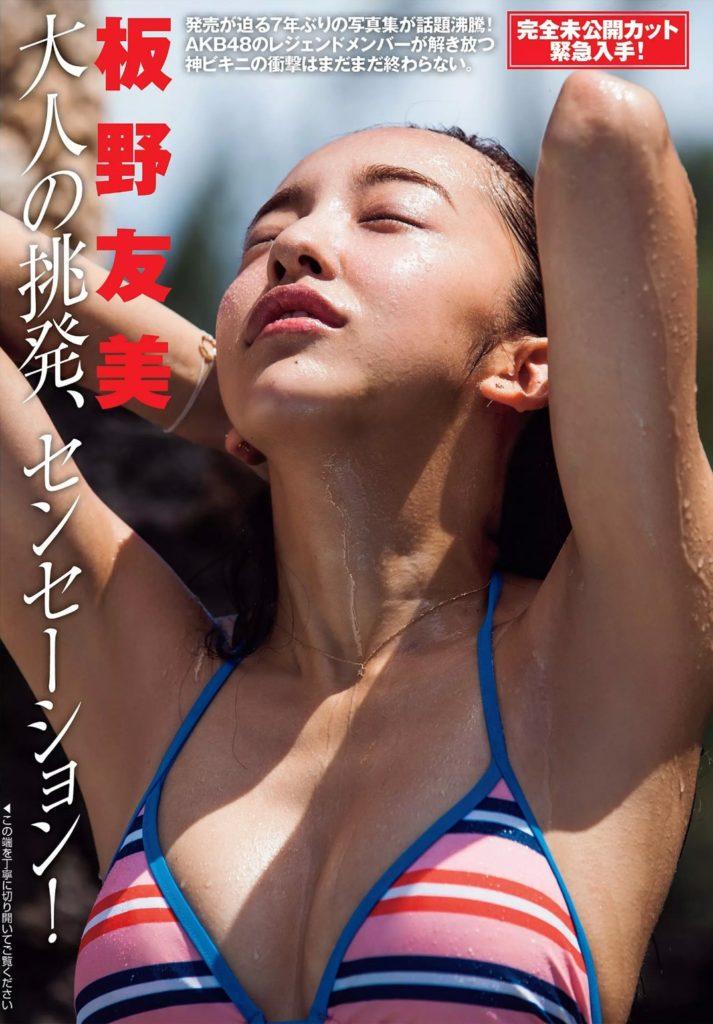 板野友美(26)のヌード間近の変態ハミ尻写真集エロ画像70枚・31枚目の画像